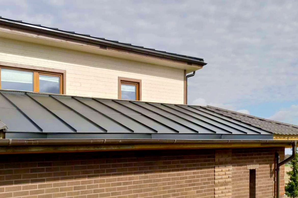 Our Solar Roof in SE Estonia