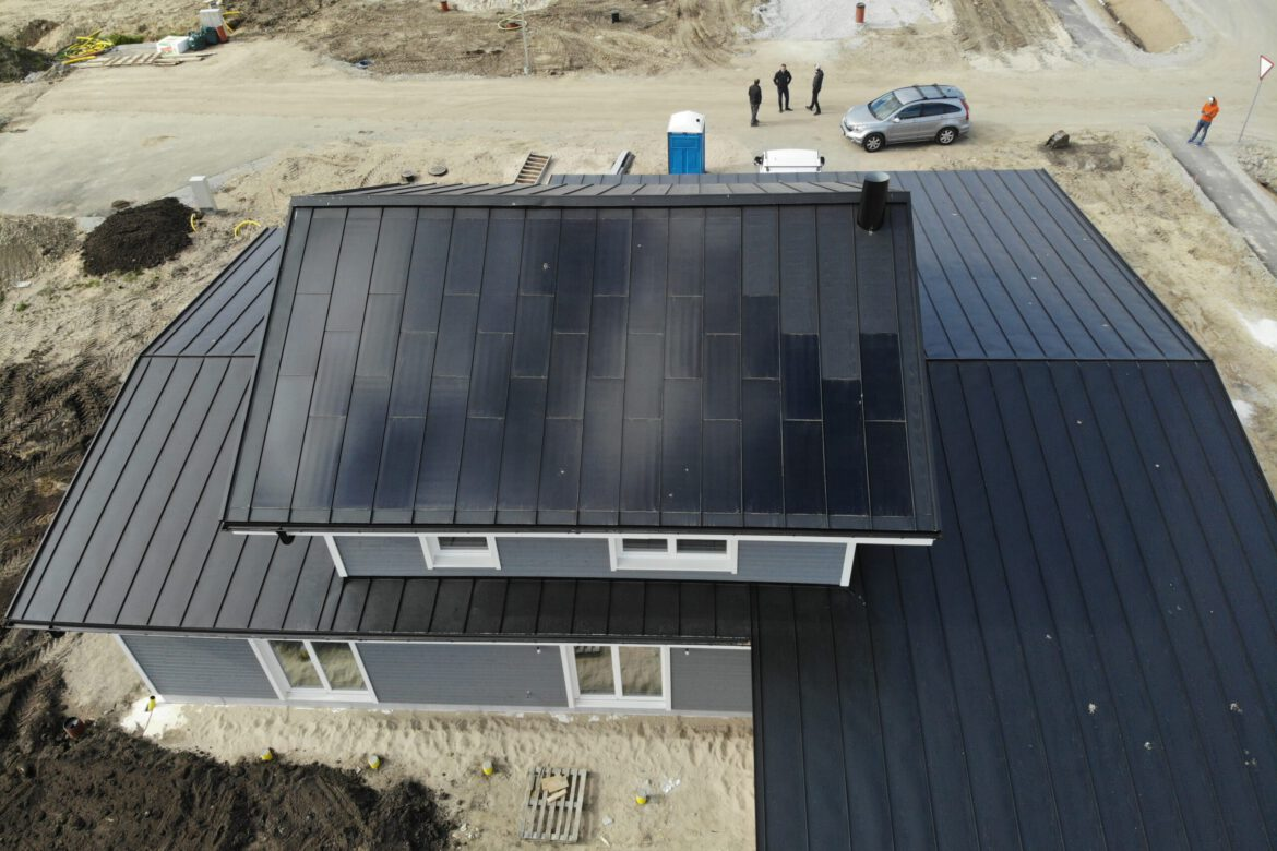 Roofit.solar roof